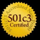 501c3 Certified Accredited Non-Profit